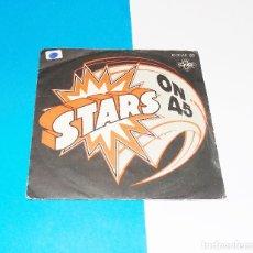 Discos de vinilo: STARS ON 45 --- SINGLE--- EDICION ESPAÑOLA 1981. Lote 181132786