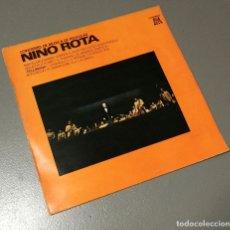 Discos de vinilo: NUMULITE * NINO ROTA CONCIERTO DE MÚSICA DE PELÍCULAS T14. Lote 181139768