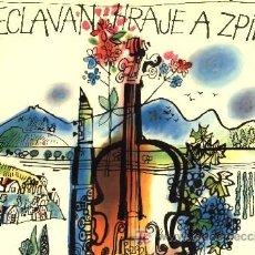 Discos de vinilo: BRECLAVAN ··· HRAJE A ZPPIVA - (LP 33 RPM) ··· MUSICA TRADICIONAL DE CHECOSLOVAQUIA.. Lote 181150658