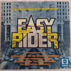 Discos de vinilo: EASY RIDER (MUSIC FROM THE MOTION PICTURE. Lote 181152841