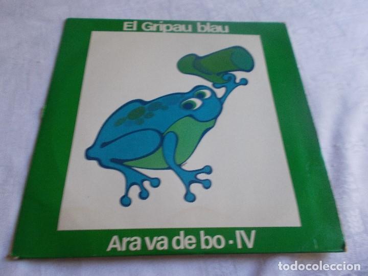 EL GRIPAU BLAU ARA VA DE VO - IV (Música - Discos - LP Vinilo - Country y Folk)