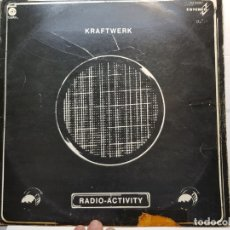 Discos de vinilo: LP RADIO-ACTIVITY- KRAFTWERK AÑO 1976 EN FUNDA ORIGINAL. Lote 181171651