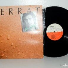 Discos de vinilo: JOAN MANUEL SERRAT - ENCONTRE - LP EDIGSA 11-0061 ESPAÑA 1980 COMO NUEVO NM/EX. Lote 181175765
