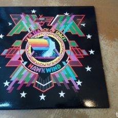 Discos de vinilo: HAWKWIND-X IN SEARCH OF SPACE . LP VINILO NUEVO. HARD ROCK. Lote 214128285