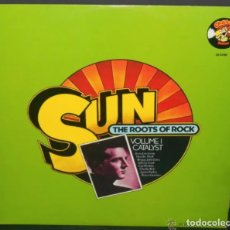 Discos de vinilo: SUN: THE ROOTS OF ROCK: VOLUME 1: CATALYST CHARLY RECORDS – 30-CH38 LP, COMP 1978. Lote 181194940