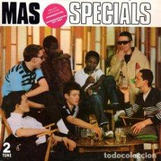 Discos de vinilo: THE SPECIALS – MORE SPECIALS (MAS SPECIALS) (CHRYSALIS, CHR TT 5003, LP, 1980). Lote 181196910
