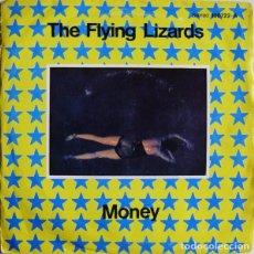 Discos de vinilo: THE FLYING LIZARDS - MONEY (VIRGIN, 100722-A, 7'', SINGLE, 1979) . Lote 181200657