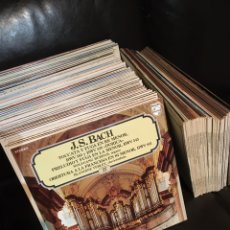Discos de vinilo: LOS GRANDES COMPOSITORES 100 LP`S + 5 TOMOS - COMPLETA - SALVAT. Lote 181209161