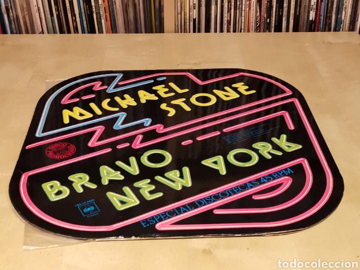 Discos de vinilo: MIGUEL BOSE - MAXI - SHOOT ME IN THE BACK SPAIN PROMO 70,S - Foto 3 - 181212666