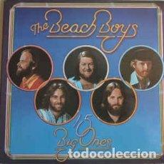 Discos de vinilo: THE BEACH BOYS – 15 BIG ONES (BROTHER RECORDS/WARNER, HWBS 321-119, LP, 1976). Lote 181214993