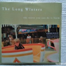 Discos de vinilo: THE LONG WINTERS - '' THE WORST YOU CAN DO IS HARM '' LP 2006 USA SEALED. Lote 181222243