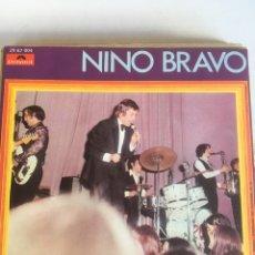 Discos de vinilo: NINO BRAVO - TE QUIERO, TE QUIERO / ESA SERA MI CASA (SINGLE ESPAÑOL, POLYDOR 1970). Lote 181224012