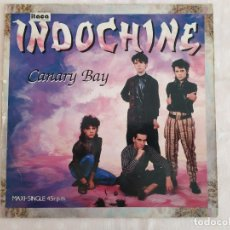 Discos de vinilo: INDOCHINE – CANARY BAY. Lote 181225385