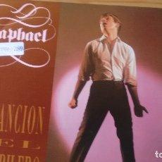 Discos de vinilo: SINGLE ( VINILO) DE RAPHAEL. Lote 181234451