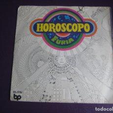 Disques de vinyle: FURIA SG BELTER PROGRESIVO 1972 BP - HOROSCOPO +1 HARD ROCK 70'S - POCO USO. Lote 181314117