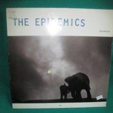 Discos de vinilo: THE EPIDEMICS. SHANKAR - CAROLINE. ECM 1986. GERMANY. . Lote 181317563