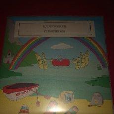 Discos de vinilo: DJ DETWEILER. Lote 181325802