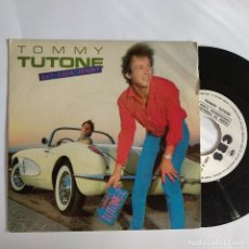 Discos de vinilo: SINGLE ESPAÑOL PROMOCIONAL - TOMMY TUTONE - 867-5309. Lote 181335226