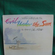 Discos de vinilo: LP EVIL UNDER THE SUN. COLE PROTER. RCA 1982. USA.. Lote 181340282