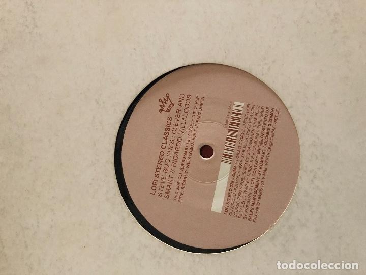 LIMITED LO-FI CLASSIC RE-EDITION. (Música - Discos de Vinilo - EPs - Techno, Trance y House)