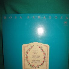 Discos de vinilo: ROSA ZARAGOZA.. CANÇONS DE NOCES DE JUEUS CATALANS. LP. DMM 1987. DEDICATORIA AUTOGRAFA AUTORA.. Lote 181349690