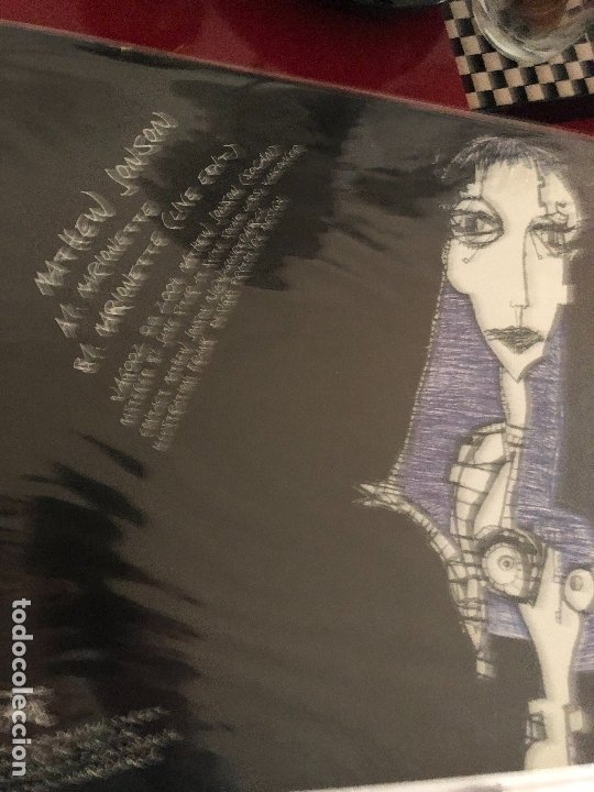Discos de vinilo: marionette mathew jonson. - Foto 2 - 181349721