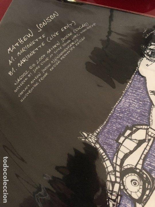 Discos de vinilo: marionette mathew jonson. - Foto 3 - 181349721
