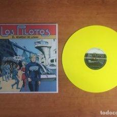 Discos de vinilo: LOS PILOTOS - EL REGRESO DE LOGAN (INTROMUSICA RECORDS 2014). Lote 181356016