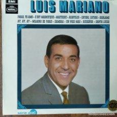 Discos de vinilo: LUIS MARIANO - LP 1969. Lote 181363772