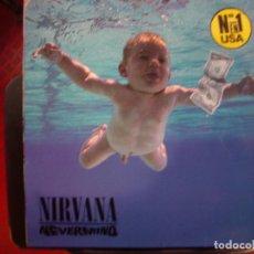 Discos de vinilo: NIRVANA- NEVERMIND- LP.. Lote 181390025
