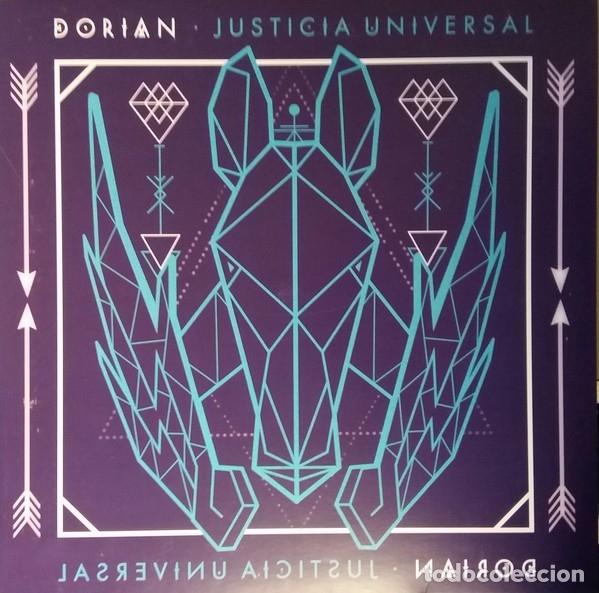 DORIAN - JUSTICIA UNIVERSAL (Música - Discos de Vinilo - EPs - Grupos Españoles de los 90 a la actualidad)