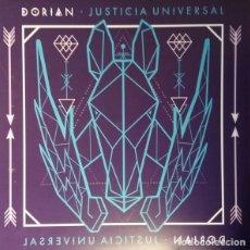 Discos de vinilo: DORIAN - JUSTICIA UNIVERSAL. Lote 181394441