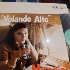 Discos de vinilo: MASSIEL VOLANDO ALTO TRIUNFADORA EUROVISIÓN 68 DISTRIBUIDOR SIEMENS VENEZUELA. Lote 181412772
