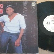 Discos de vinilo: MIQUEL BROWN / ON THE RADIO / MAXI-SINGLE 12 INCH. Lote 181415257