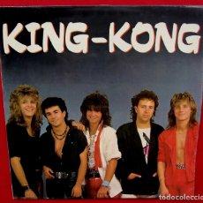 Discos de vinilo: KING KONG. LP. VINILO. AÑO: 1986. FONOMUSIC. . Lote 181417636