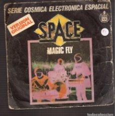 Discos de vinilo: SINGLES ORIGINAL DE SPACE. Lote 181418982