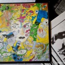 Disques de vinyle: HARD-ONS - LOVE IS A BATTLEFIELD OF WOUNDED HEARTS - LP UK CON ENCARTE 1989 - VINYL SOLUTION. Lote 181420133