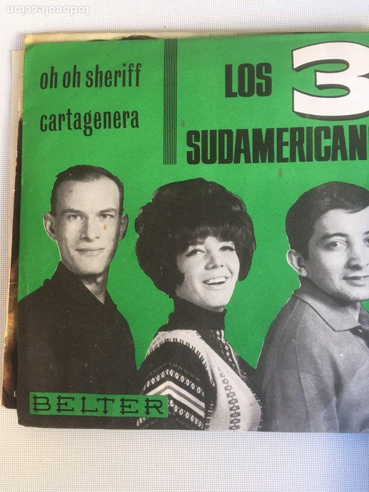Discos de vinilo: COLECCION DE EPS Y DOS CINTAS DE CASETE DE MUSICA VARIADA - Foto 4 - 181426770