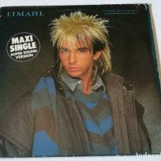 Discos de vinilo: LIMAHL ONLY FOR LOVE - 1983. Lote 181433282