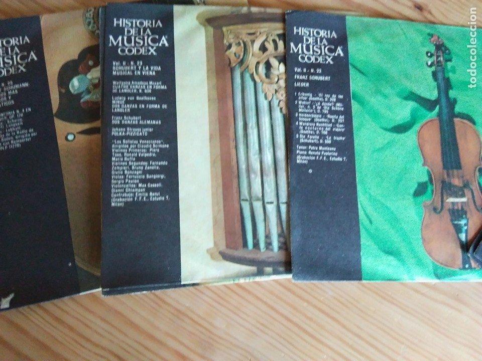 Discos de vinilo: HISTORIA DE LA MÚSICA CÓDEX 1965 - Foto 4 - 108231827