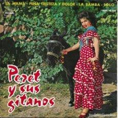 Discos de vinilo: PERET LA MAMA REGAL 1964. Lote 181442590