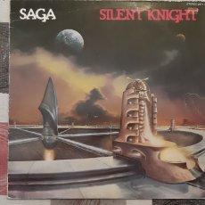 Discos de vinilo: SAGA. SLINT KNIGHT. ALEMANIA 1980.. Lote 181442725
