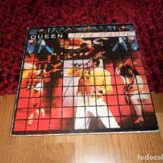 Discos de vinilo: QUEEN - LIVE MAGIC ..LP DE EMI ESPAÑA DE 1986 -. Lote 181443677
