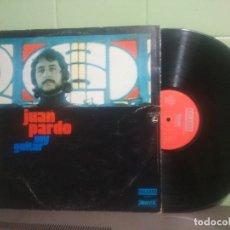 Discos de vinilo: JUAN PARDO MY GUITAR LP SPAIN 1973 PDELUXE. Lote 181448233