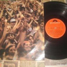 Discos de vinilo: CROSBY - NASH- LIVE- ( 1977 -POLYDOR) OG ESPAÑA LEA DESCRIPCION LEA DESCRIPCION. Lote 181452248