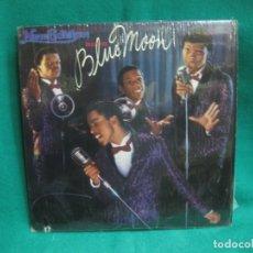 Discos de vinilo: NEW EDITION UNDER THE BLUE MOON. MCA RECORDS. 1986. USA. LP.. Lote 181452628