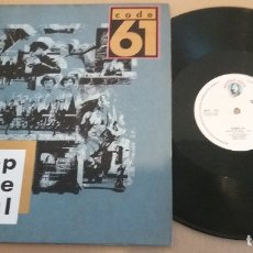 Discos de vinilo: CODE 61 / DROP THE DEAL / MAXI-SINGLE 12 INCH. Lote 181458056
