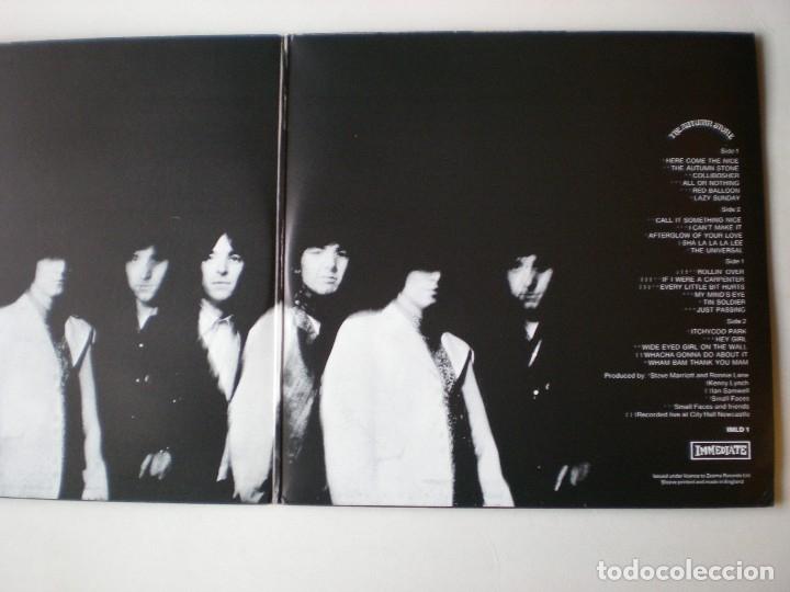 Discos de vinilo: SMALL FACES - AUTUMN STONE - 2LP IMMEDIATE IMLD 1 - EDITADO EN GRAN BRETAÑA PORTADA ABIERTA - Foto 3 - 181459812