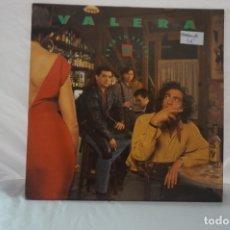 Discos de vinilo: LP - VALERA / ARDO EN DESEOS / HISPAVOX. Lote 181464868