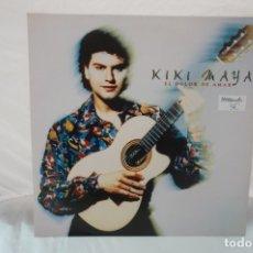 Discos de vinilo: LP - KIKI MAYA / EL DOLOR DE AMAR. Lote 181467241